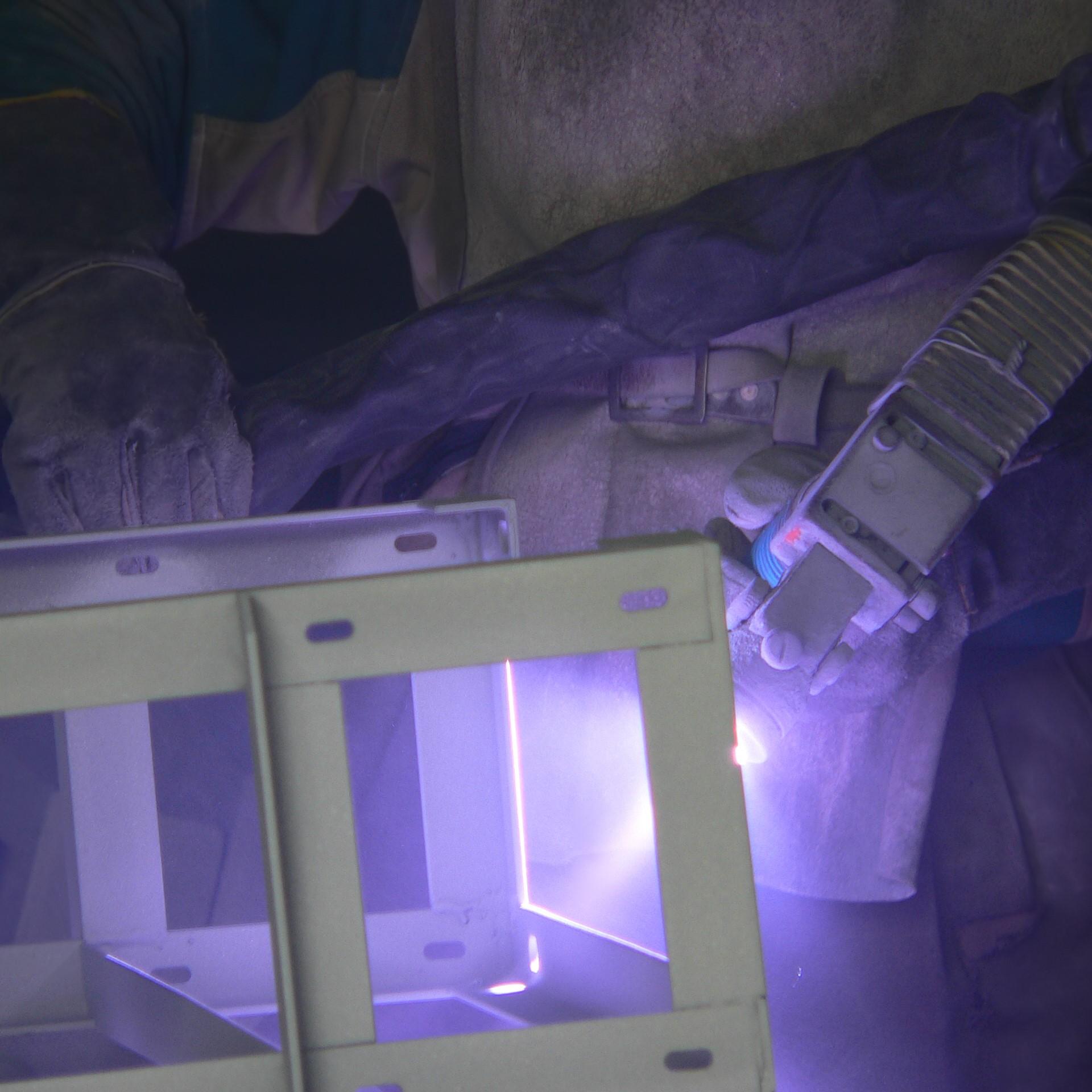 Extraction des poussières issues de la métallisation des produits