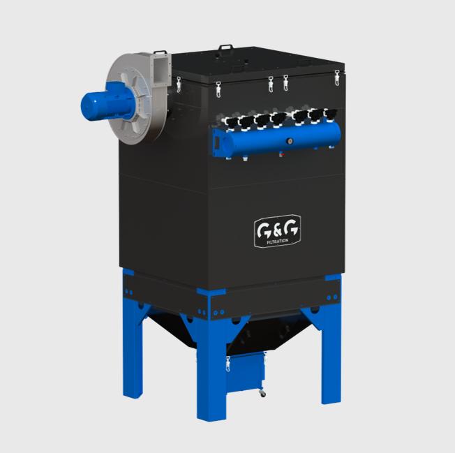Filtres à gaz de combustion G&G Ceramic JET