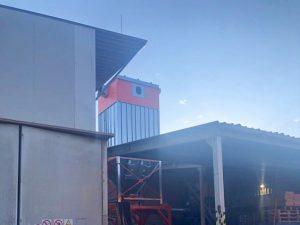 Filtrační zařízení G&G VIBRO VAC
