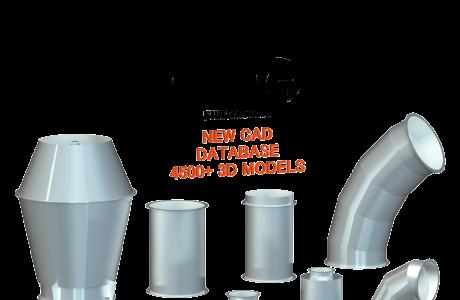 Base de données et liste de prix des tuyaux