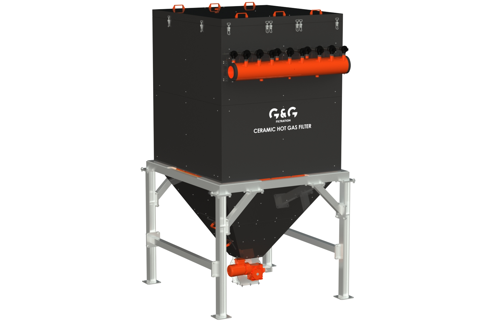 filtres de gaz de combustion