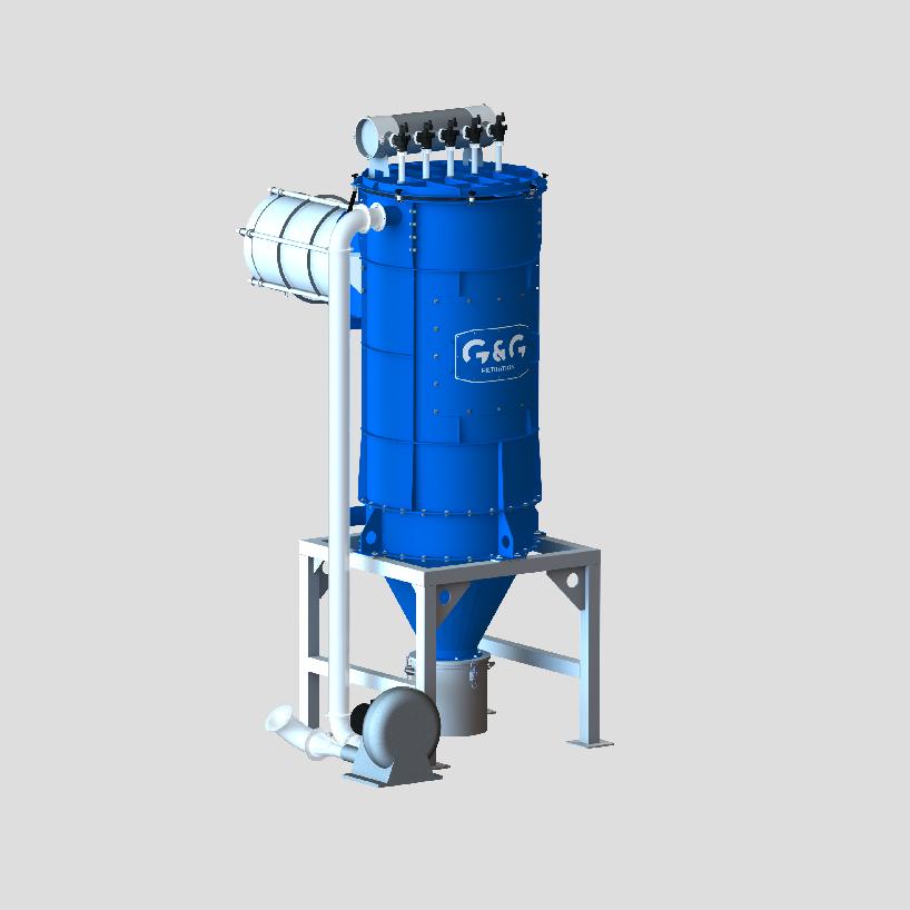 Aspirateurs centraux G&G Vacuum JET